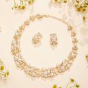 Elegant Legering/Perle med Rhinestone Damene ' Smykker Sett