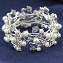 Gorgeous Alloy/Rhinestones/Imitation Pearls Ladies' Bracelets