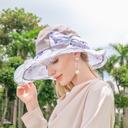 Damene ' Vakkert Polyester/Silke Kentucky Derby Hatter