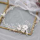 Damer/Kids Vakkert Crystal/Rhinestone/Legering/Imitert Perle/Polymeren Leire Pannebånd med Rhinestone/Venetianske Perle/Imitert Krystall (Selges i ett stykke)