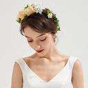 Beautiful Silk Flower/Simulation rattan Headbands