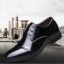 Men's Microfiber Leather Flats Men's Loafers Latin Modern Dance Shoes
