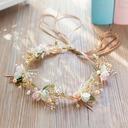 Damer Klassisk stil Rhinestone/Imitert Perle/Silke blomst Pannebånd