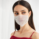 Ikke-medisinsk Gjenbrukbar Ansiktsmasker Med justerbar løkke
