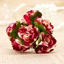 """2 1/3""""(6cm) Elegant Kunstige Blomster (sett av 4)"""