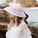 Damene ' Glamorøse Cambric Stiv / Cloche Hatt/Kentucky Derby Hatter/Tea Party Hats