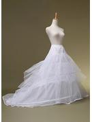 Women American Mesh 3 Tiers Petticoats