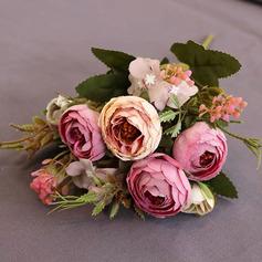 Fargerik Fri Form Silke blomst Dekorasjoner/Bryllup Bord Blomster -