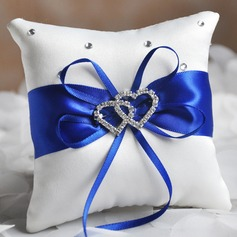 Grace Ring Pillow in Satin
