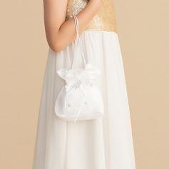 Bride Gifts - Beautiful Satin Bridal Purse