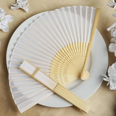 Simple Bamboo Hand fan