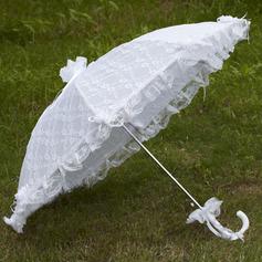 Plast/Blonder Bryllup Paraplye