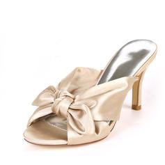 Women's Stiletto Heel Peep Toe With Others