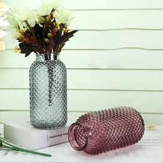 klassisk stil Ensfarget glass Vase