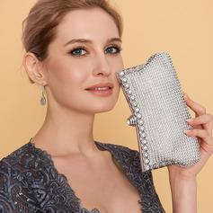 Gorgeous Satin Clutches/Bridal Purse/Evening Bags