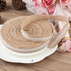 1 M Vakkert Blonder/Cambric Dekorative tilbehør