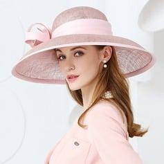 Damene ' Romantisk/vintage stil/Kunstnerisk Cambric Fascinators/Kentucky Derby Hatter