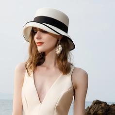 Damene ' Sjarm Polyester Diskett Hatt