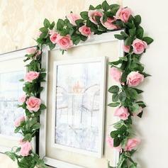 Blomst Vintreet Attraktiv Silke blomst Kunstige Blomster Kunstige Blomster
