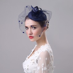 Damene ' Klassisk stil Fascinators/Tea Party Hats