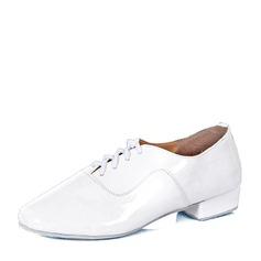 Men's Leatherette Latin Ballroom Dance Shoes