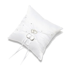 Classic Satin Ring Pillow (131255171)