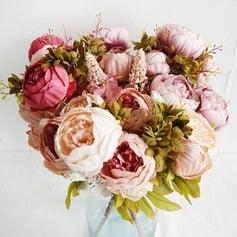 Elegant Fri Form Silke blomst Dekorasjoner/Bryllup Bord Blomster -