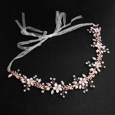 Damer Rhinestone/Imitert Perle Pannebånd (Selges i ett stykke)