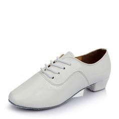 Women's Leatherette Heels Jazz Dance Shoes