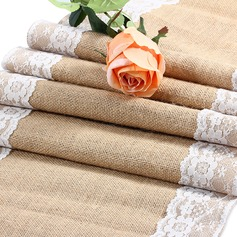 Simple Nice Linen Tablecloth Decorative Accessories