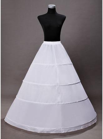 Women Tulle Netting/Polyester Petticoats