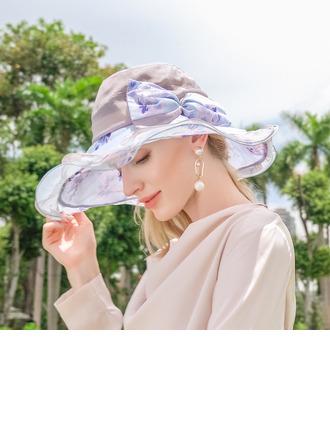 Ladies' Beautiful Polyester/Silk Kentucky Derby Hats