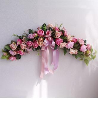 """Flower Design Artifical Flower/""""Beautiful Flower"""" Silk Flower Artificial Flowers"""