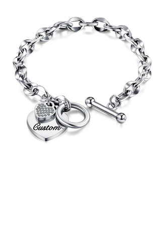 Custom Chain Bracelets -