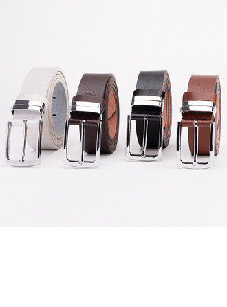 Personalized Classic Leather Men's Belt
