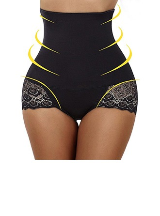Classic/Costume/Casual Polyester/Cotton Shaper Briefs Shapewear