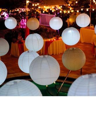 "14"" Paper Lantern (More Colors)"