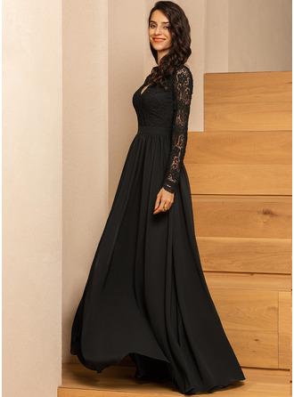 Burgundy V-Neck Maxi Maxi Dresses