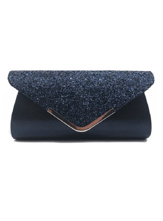 Elegant Sparkling Glitter/Polyester With Glitter Clutches