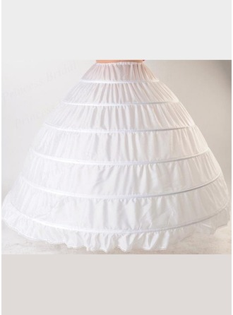Women Cloth 1 Tiers Petticoats