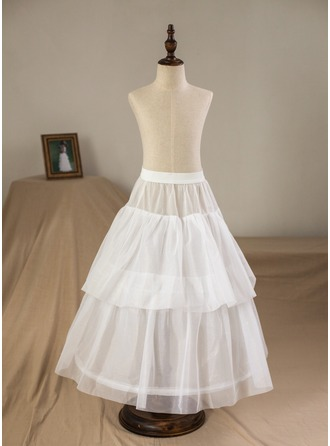 Tulle/Nylon Full Gown Slip