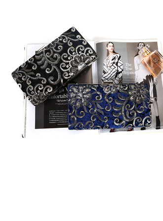 Elegant/Gorgeous/Unique/Charming Velvet Clutches