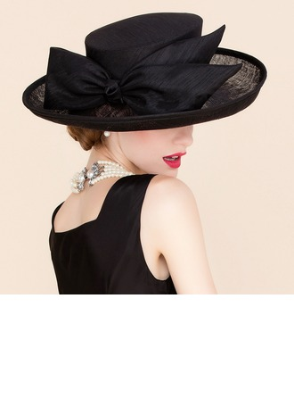 Ladies' Beautiful Cambric Bowler/Cloche Hats/Tea Party Hats