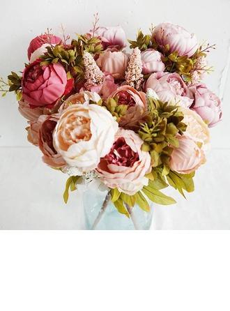 Elegant Free-Form Silk Flower Decorations/Wedding Table Flowers -