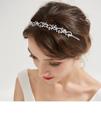 Elegant Alloy Tiaras/Headbands (Sold in single piece)