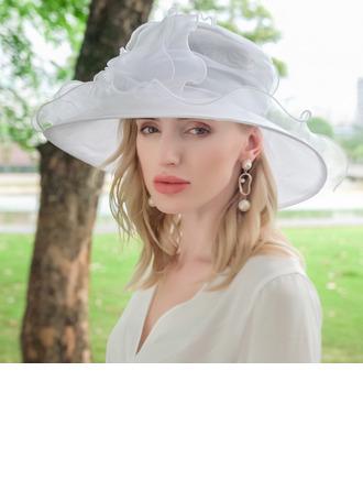 Ladies' Beautiful Organza Kentucky Derby Hats