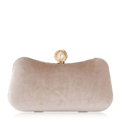 Elegant/Charming/Classical/Pillow bag Polyester Clutches