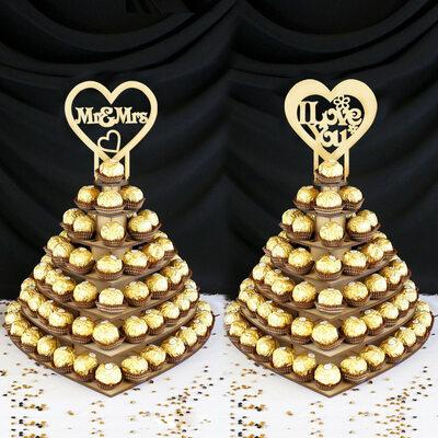 Bride Gaver - Vakkert Tre Ornamenter