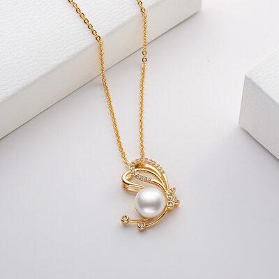 Ladies' Unique Pearl Necklaces