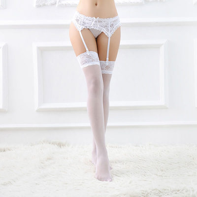 Bryllupssuite/Kvinnelige Sexy Blonder Garters